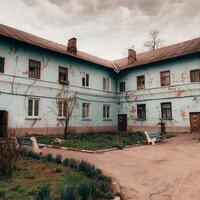 Courtyards in Zaporizhzhia