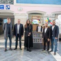 Новый Туристический информационный центр в Запорожье