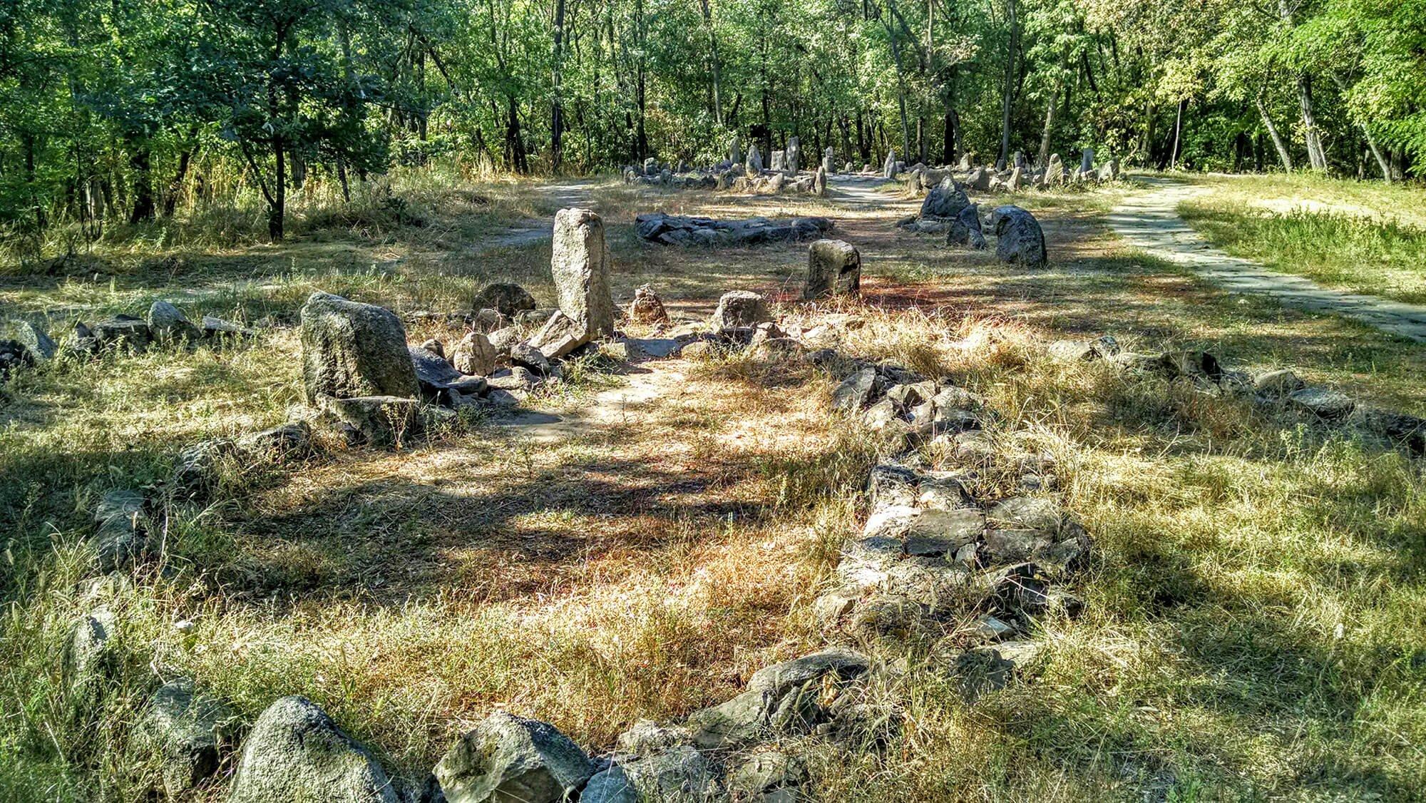 Пам'ятки «Святилище-обсерваторія» - інформація, події, карта, відгуки